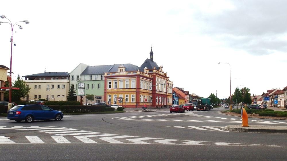 Město Staré Město (okres Uherské Hradiště)   © palickap   Wikipedia
