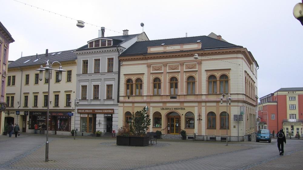 Město Šumperk   © Radek Bartoš   Wikipedia