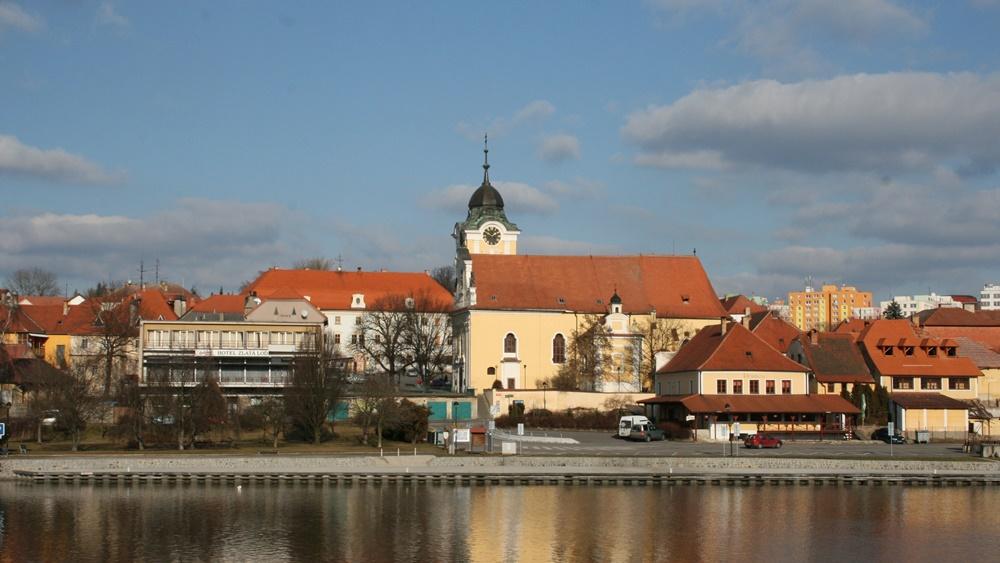 Město Týn nad Vltavou | © Chmee2 or Valtameri | Wikipedia