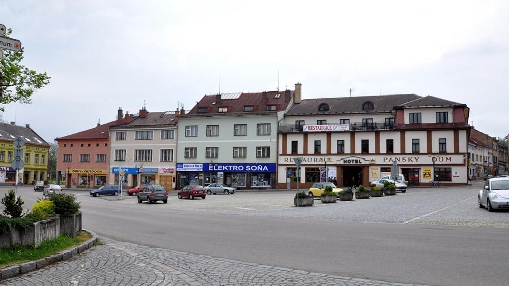 Město Žamberk | © János Korom Dr. | Flickr.com