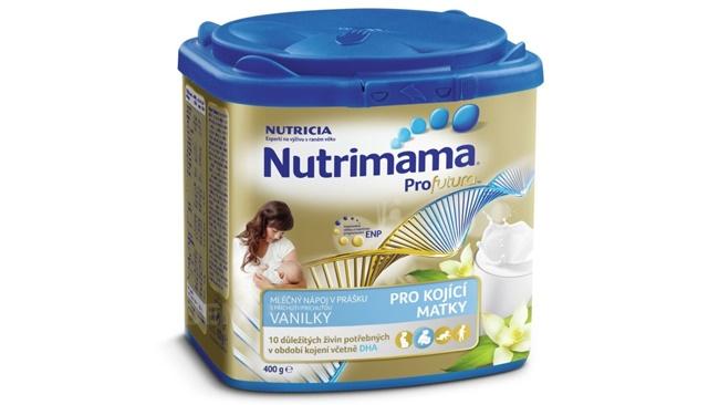 10× Potravinové doplňky pro těhotné a kojící ženy (+ slevový kupon)