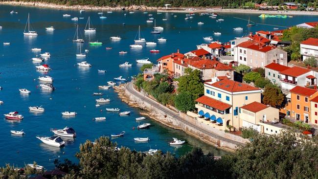 Chorvatsko 2021
