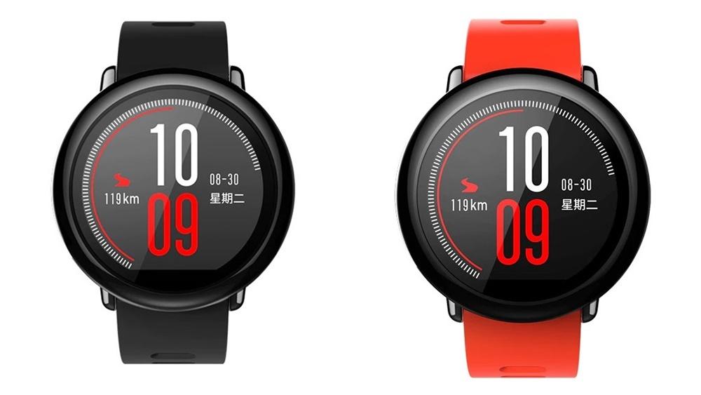 9× chytré hodinky sGPS nebo NFC zAliexpressu