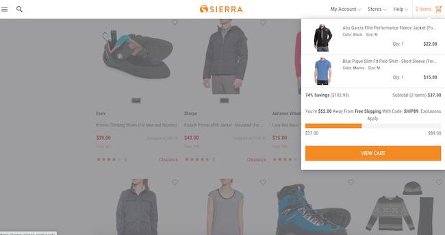 Jak nakupovat na Sierra Trading Post (NÁVOD 2021)