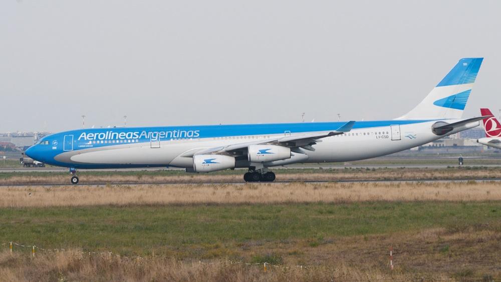 Aerolineas Argentinas | © Cristian Storto | Dreamstime.com