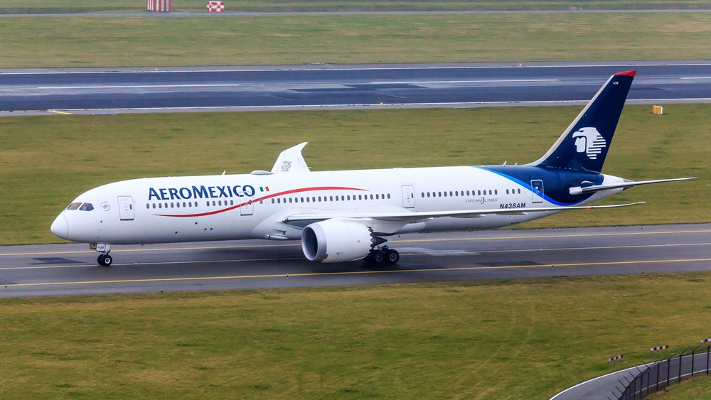 Aeroméxico   © Richair   Dreamstime.com