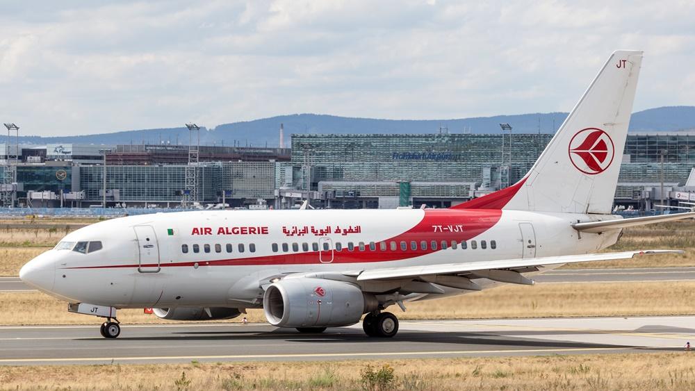 Air Algérie   © Typhoonski   Dreamstime.com