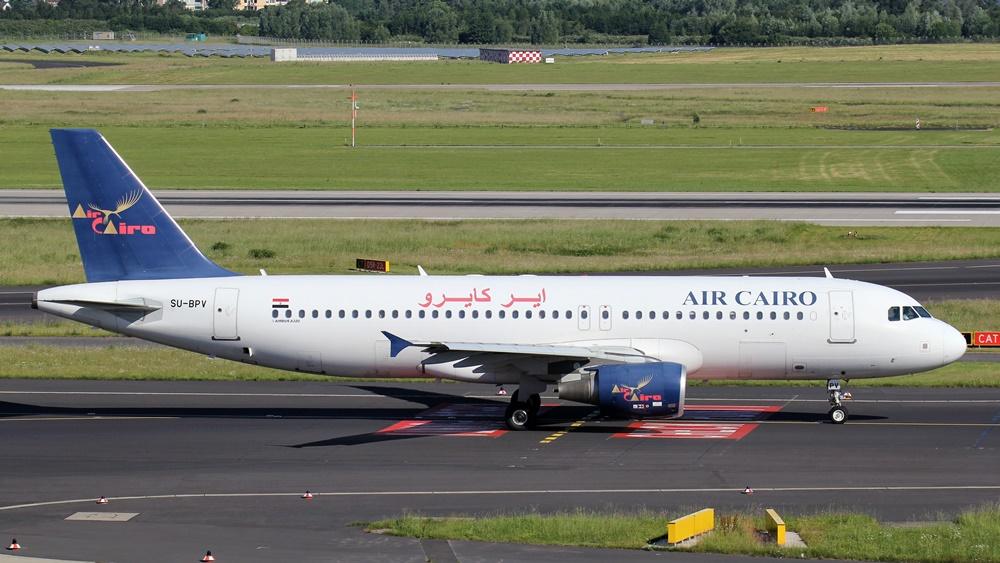 Air Cairo | © Björn Wylezich | Dreamstime.com