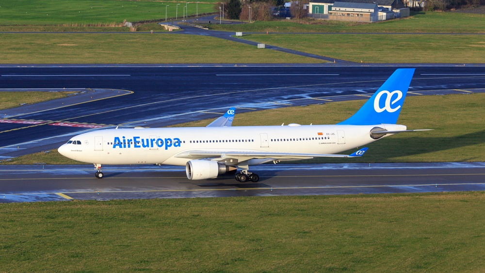 Air Europa | © Richair | Dreamstime.com