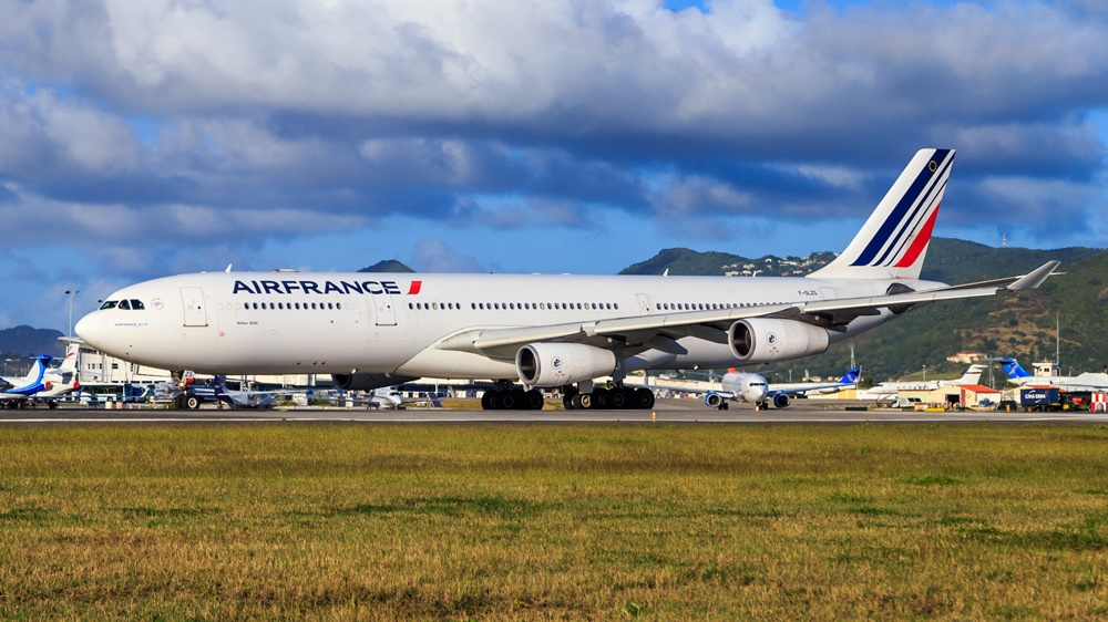Air France | © Richair | Dreamstime.com
