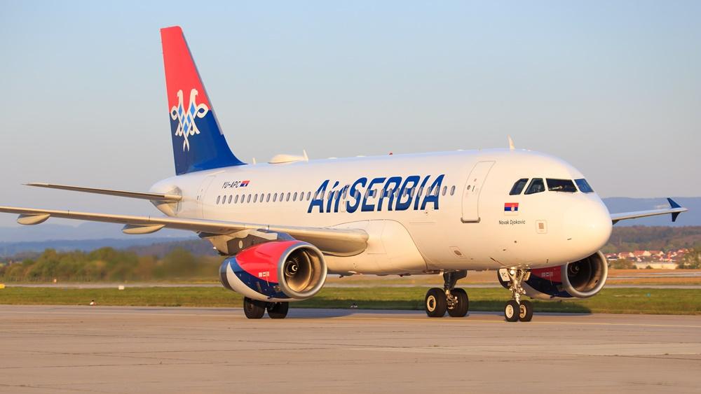 Air Serbia | © Mike Fuchslocher - Dreamstime.com
