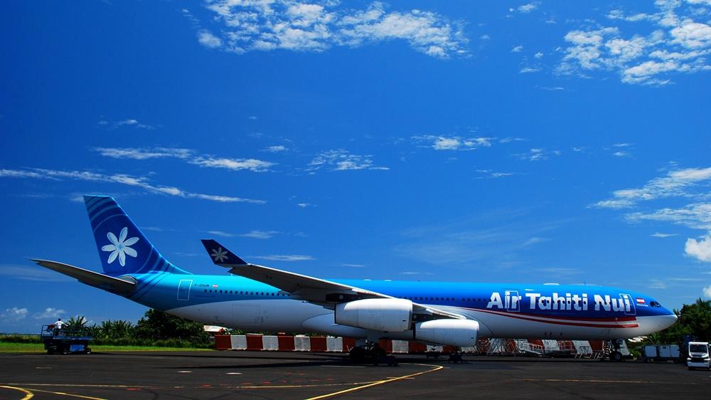 Air Tahiti Nui | © Luca Roggero - Dreamstime.com