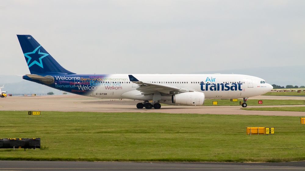 Air Transat | © Juha Remes - Dreamstime.com
