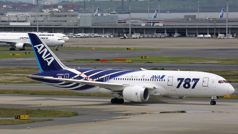 ANA All Nippon Airways | © Boarding1now - Dreamstime.com