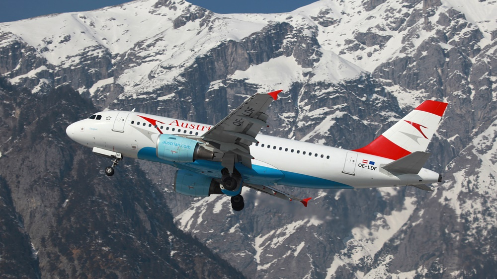 Austrian Airlines | © Boarding1now | Dreamstime.com