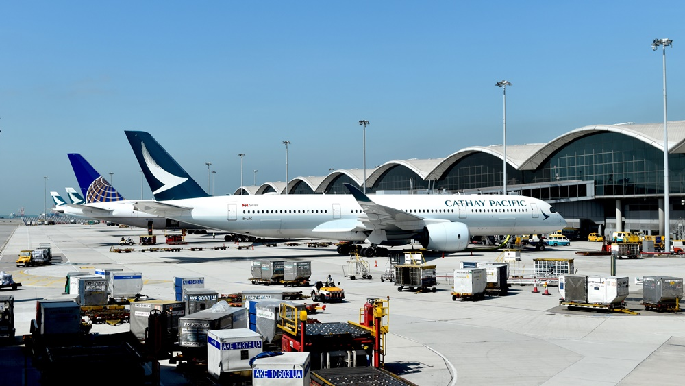 Cathay Pacific | © Deezign - Dreamstime.com