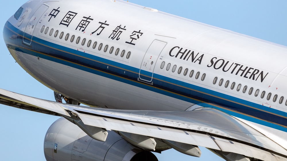 China Southern Airlines | © VanderWolfImages | Dreamstime.com