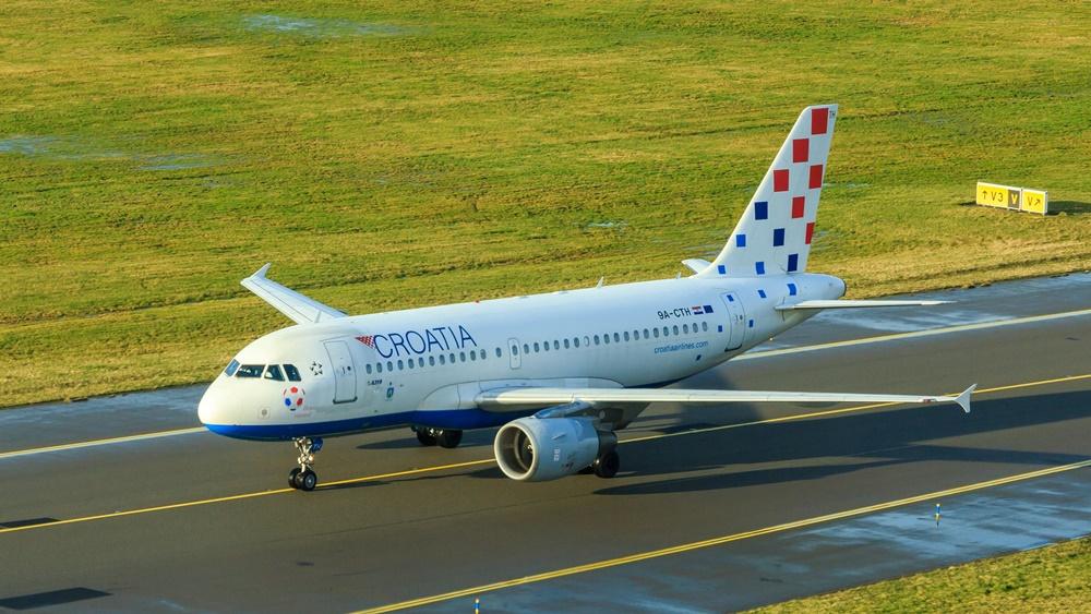 Croatia Airlines | © Richair | Dreamstime.com