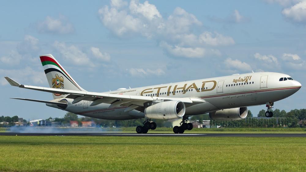 Etihad Airways | © Mustafa Sandikci - Dreamstime.com