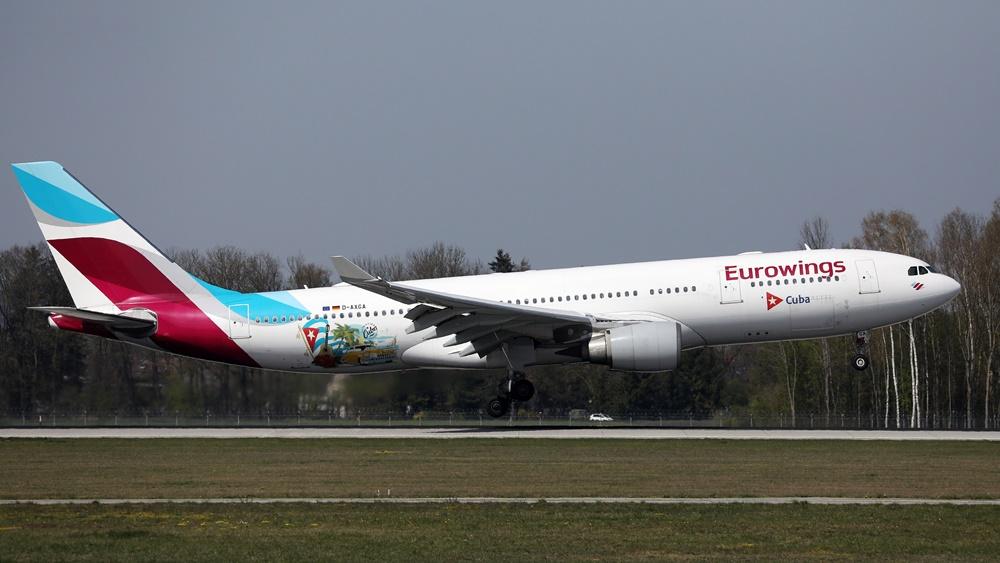 Eurowings | © Colicaranica | Dreamstime.com