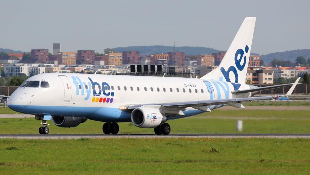 Flybe | © Boarding1now - Dreamstime.com