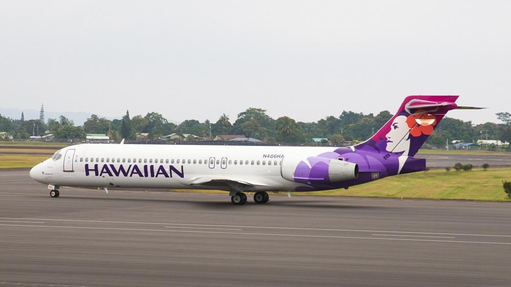 Hawaiian Airlines   © Valentin Armianu - Dreamstime.com