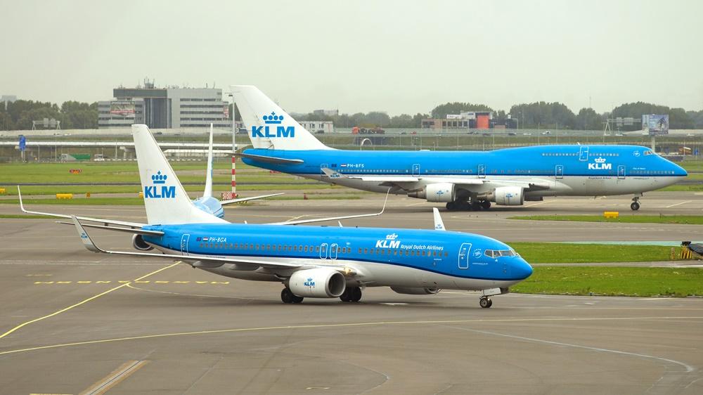 KLM Royal Dutch Airlines | © Victor Karasev | Dreamstime.com