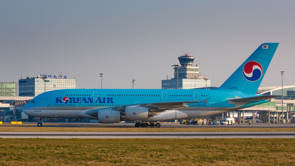 Korean Air | © Rebius | Dreamstime.com