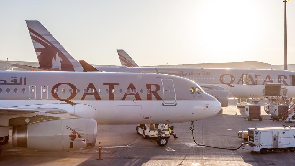 Qatar Airways | © Typhoonski | Dreamstime.com