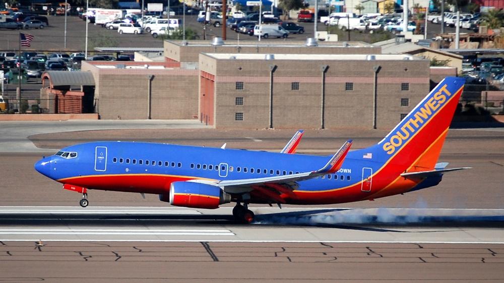 Southwest Airlines | © Knlashbrooke | Dreamstime.com