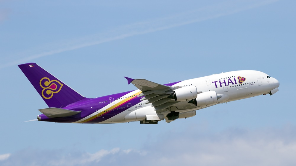 Thai Airways | © VanderWolfImages | Dreamstime.com
