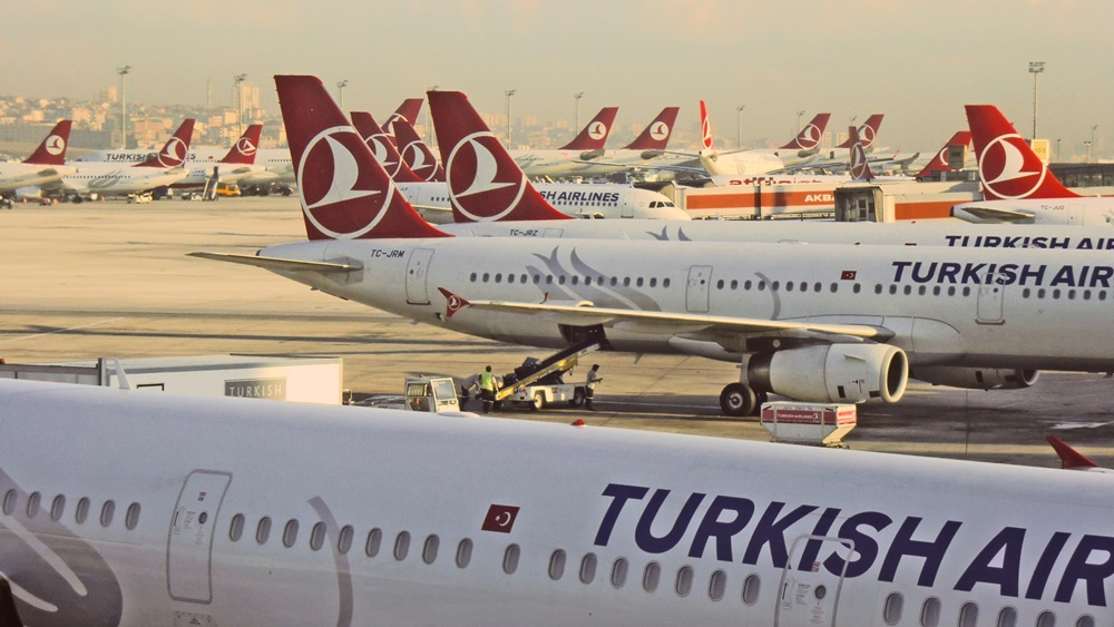 Turkish Airlines | © Rexwholster - Dreamstime.com