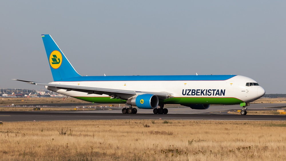 Uzbekistan Airways | © Typhoonski | Dreamstime.com