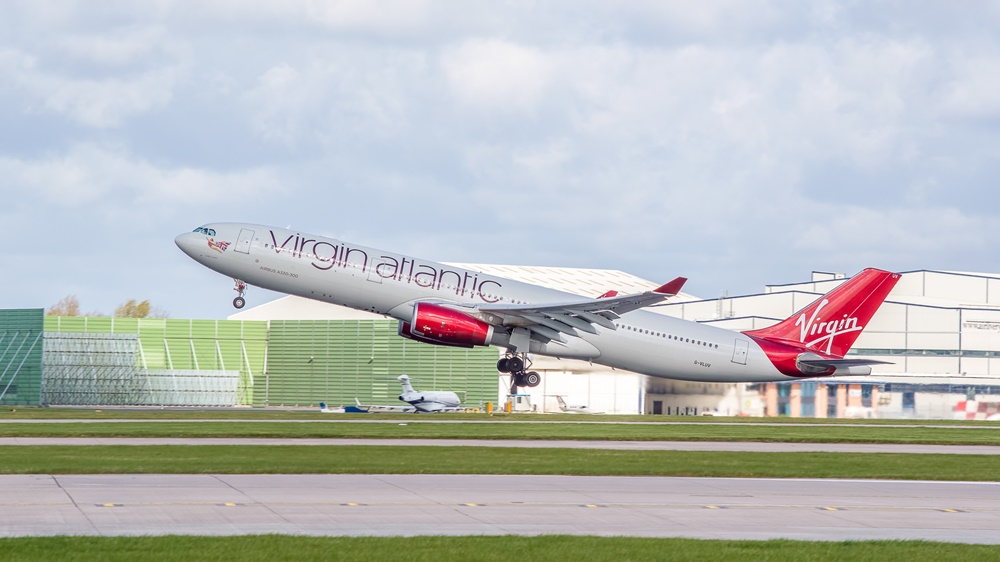 Virgin Atlantic | © Craig Russell - Dreamstime.com
