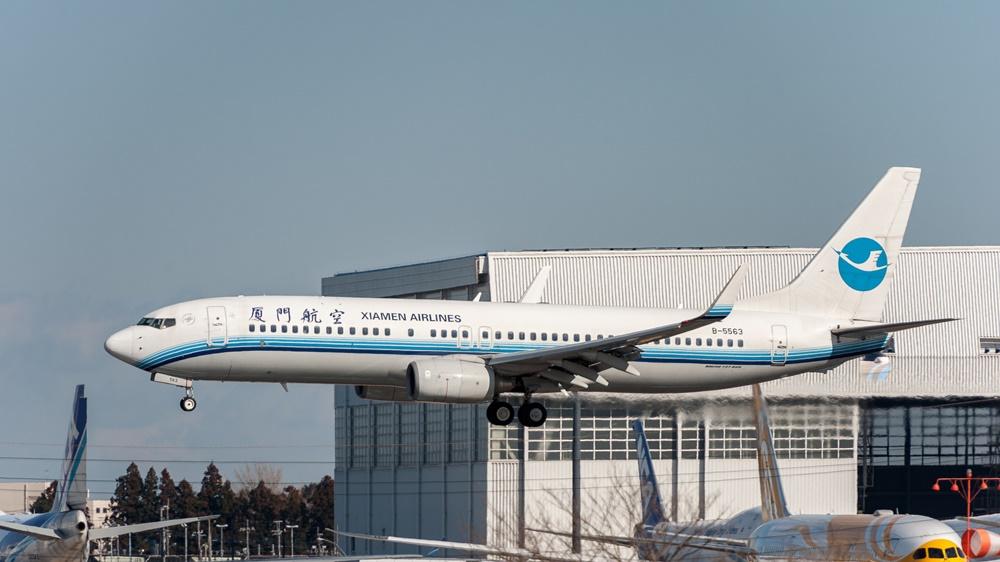 Xiamen Airlines | © Mindauga Dulinska - Dreamstime.com