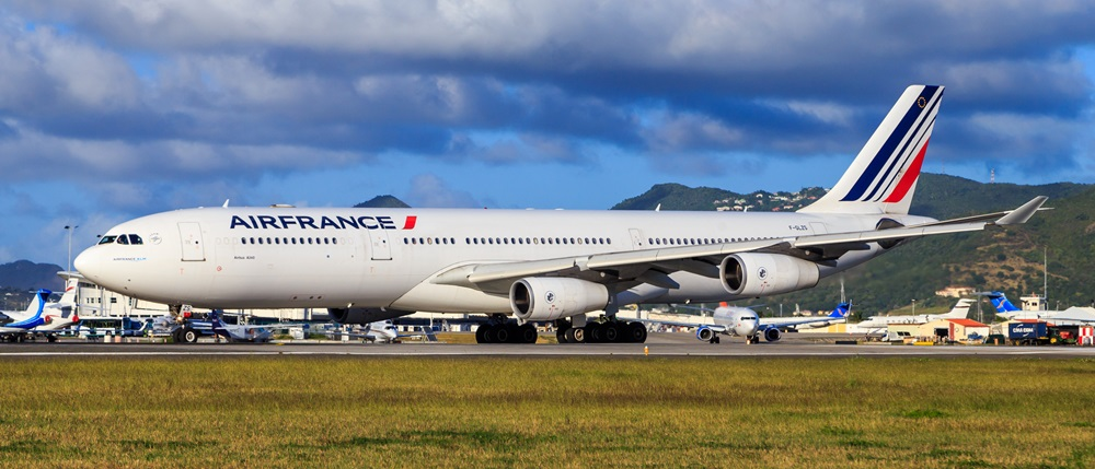 Air France | © Richair | Dreamstime.com