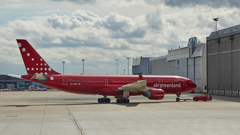 Air Greenland   © Péter Gudella   Dreamstime.com