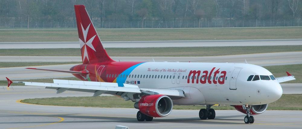 Air Malta   © Tupungato   Dreamstime.com