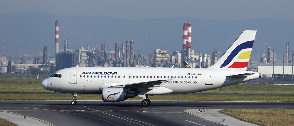 Air Moldova | © Colicaranica | Dreamstime.com