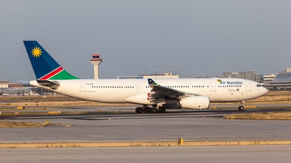 Air Namibia   © Typhoonski   Dreamstime.com