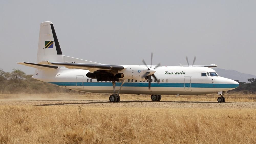 Air Tanzania | © Antonella865 | Dreamstime.com