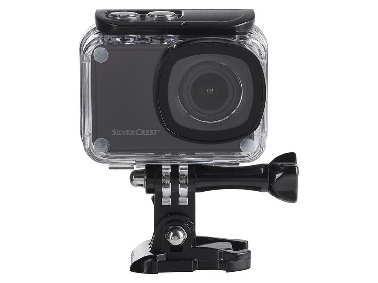 Akční kamera Silvercrest SAK 4000 A1