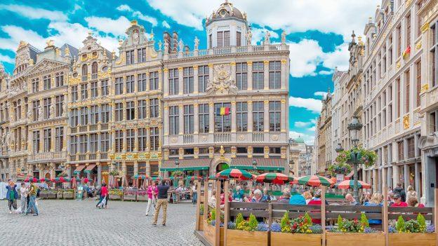 Akční letenky na víkend: Brusel od 896 Kč, Eindhoven od 461 Kč, Madrid od 514Kč