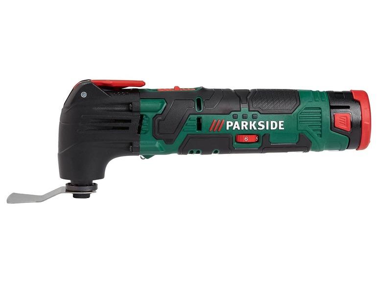 Aku multifunkční nástroj Parkside PAMFW 12 C3