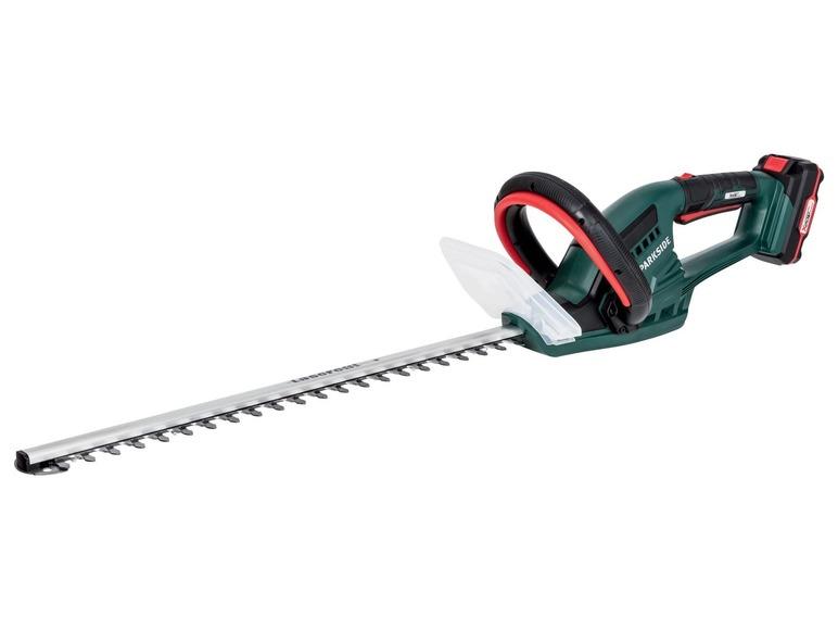 Aku nůžky na živý plot Parkside PHSA 20-Li A1