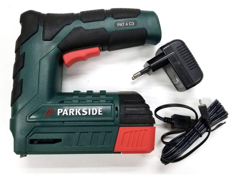 Aku sponkovačka Parkside PAT 4 C3
