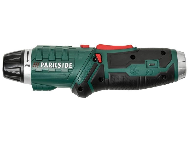 Aku šroubovák Parkside PSSA 4 A1