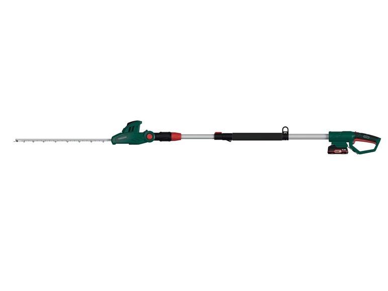 Aku teleskopické nůžky na živý plot Parkside PTHSA 20-Li A1