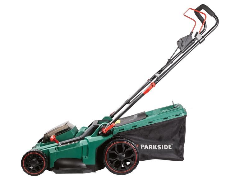 Akumulátorová sekačka Parkside PRMA 40-Li A1