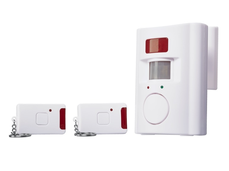 Alarm spohybovým senzorem Powerfix